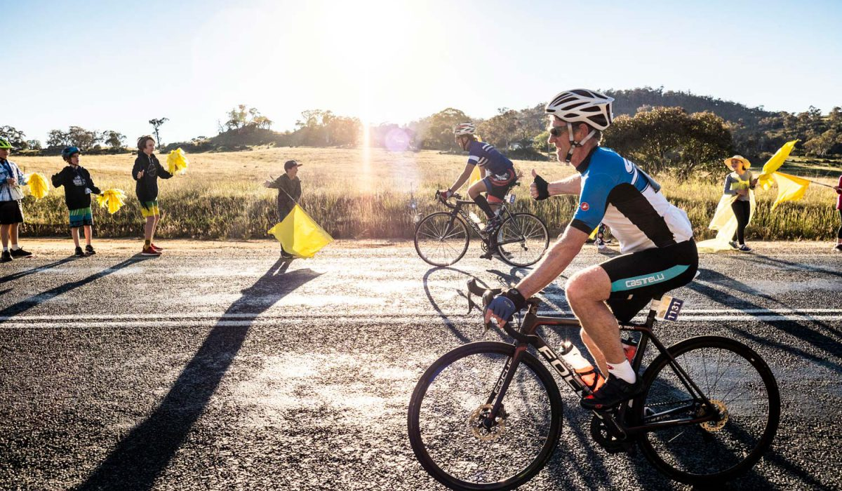What to do on the day of L'Étape Australia – Cycling-inform