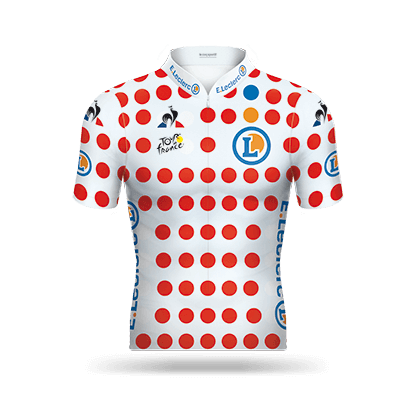The Polka-Dot Jersey