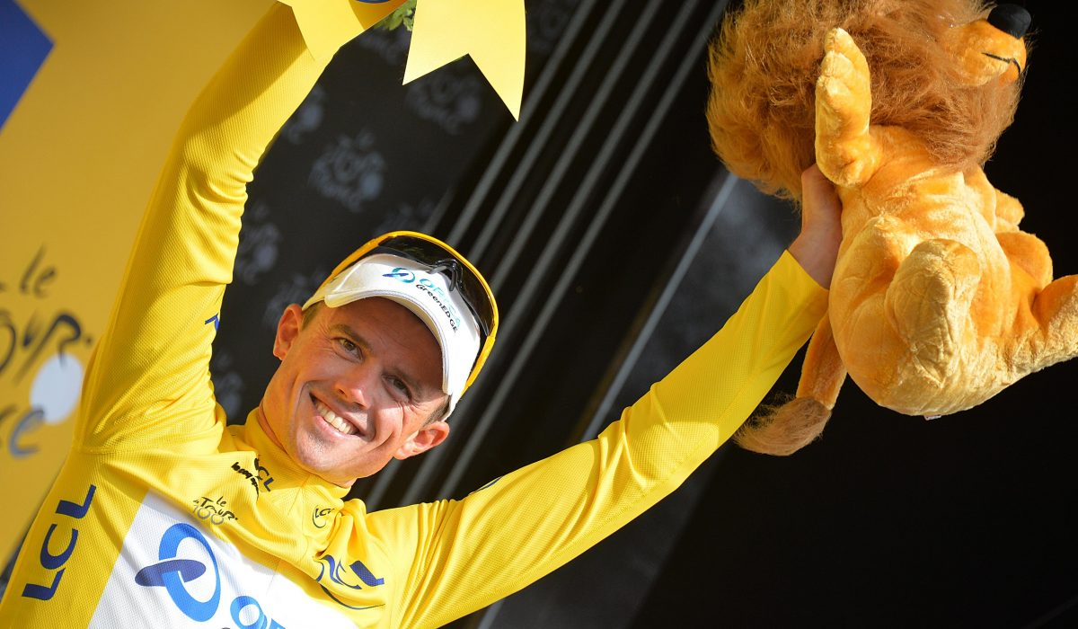 Simon Gerrans joins L'Étape Australia by Tour de France as Ambassador