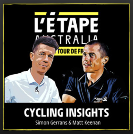 5 best cycling podcasts